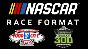 NASCAR Race Format
