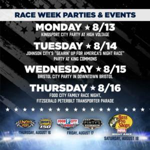 Race Parties
