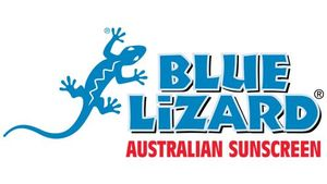 Blue Lizard Logo