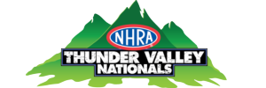 NHRA Thunder Valley Nationals - Cancelled Logo