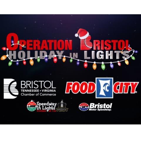 Operation Bristol Holiday in Lights