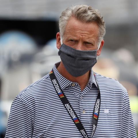 Steve Phelps NASCAR 2020
