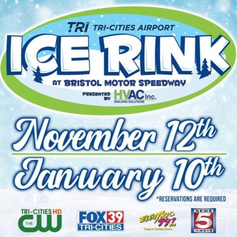 ice rink reminder