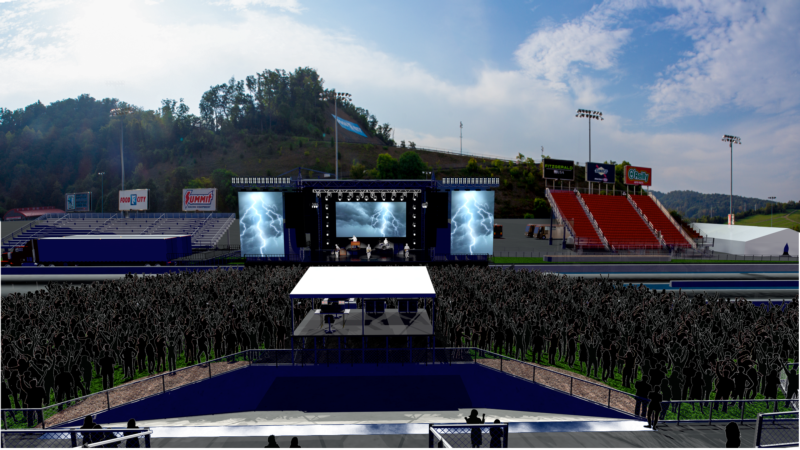 New Thunder Valley Amphitheatre presented by Ballad Health