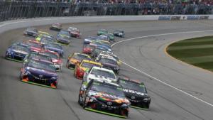 Chicagoland Fantasy NASCAR