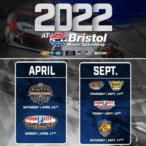 Xfinity-Trucks at BMS in 2022