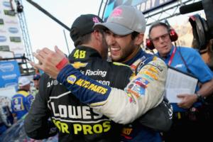Chase and Jimmie