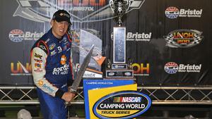Busch Truck Win Story