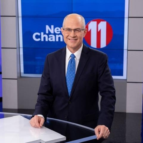 WJHL news anchor Josh Smith will serve as emcee at the SCC Race for Children event.