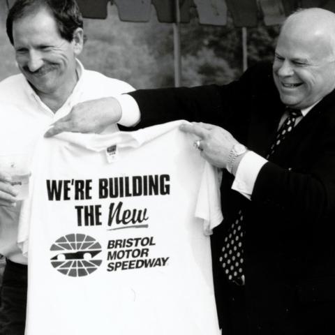 Bruton Smith and Speedway Motorsports purchased Bristol Motor Speedway in 1996.