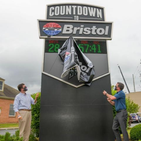 Countdown Clock All Star
