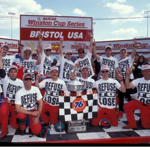 FC 500 history 1990s
